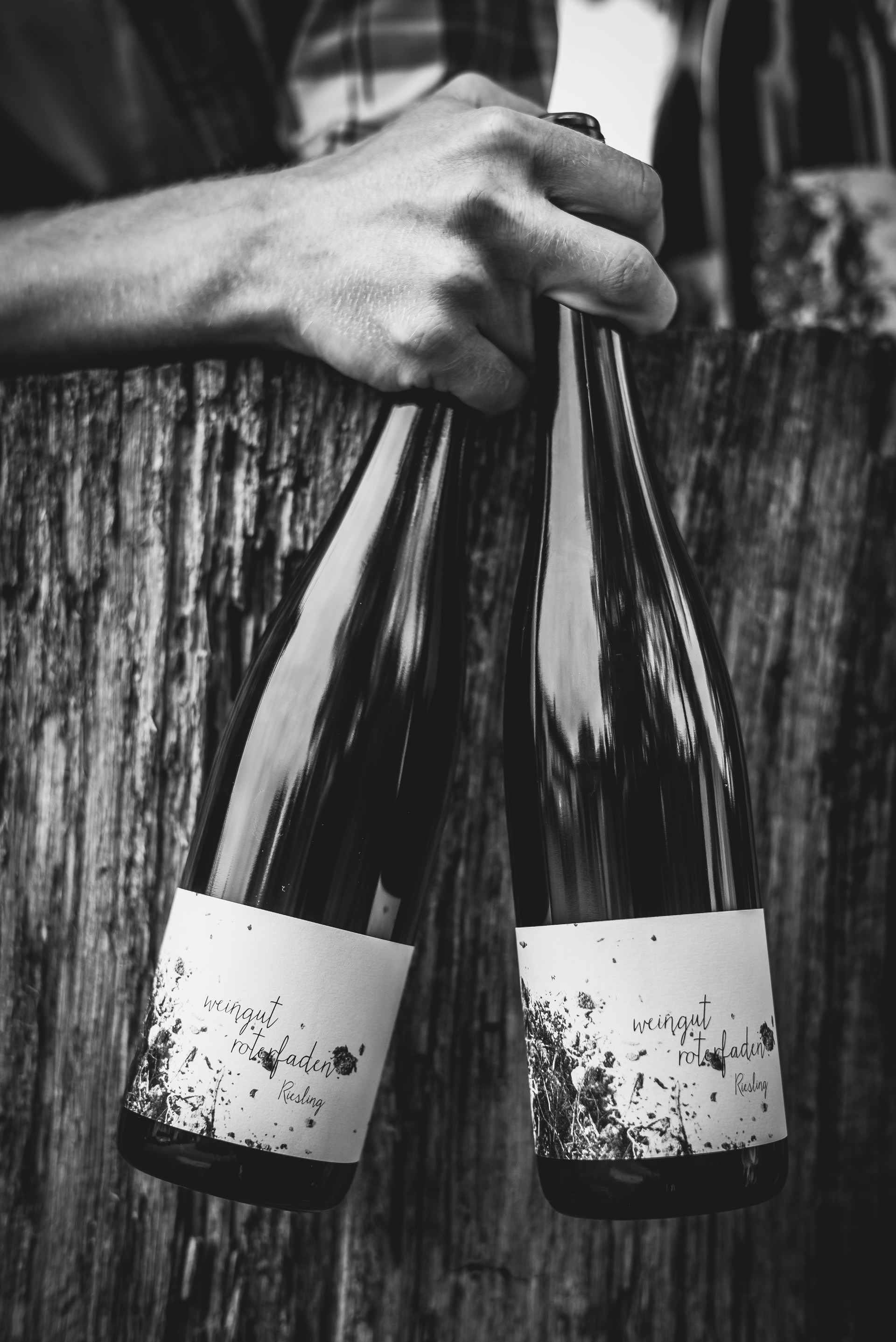 Mark Schulze — Art Direction & Graphic Design weingut roterfaden winery